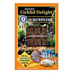 San Francisco Bay Brand Frozen Cichlid Delight Cubes